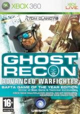 Tom Clancy's Ghost Recon: Advanced Warfighter (Xbox)