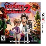 �������, �������� ������ � ���� ���������� 2 (Cloudy white a Chance of Meatballs 2) (Nintendo 3DS)