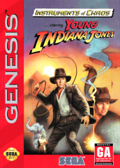 Young Indiana Jones (Sega)