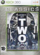 Игра Army Of Two Classics для Xbox 360