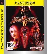 Игра Soul Calibur IV(4) (Greatest Hits) для Playstation 3