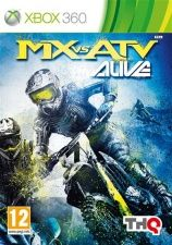 Игра MX vs ATV Alive для Xbox 360