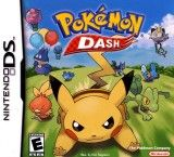 Игра Pokemon Dash для Nintendo DS
