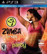 Игра Zumba Fitness Join The Party для PS3