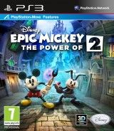 Disney Epic Mickey 2: The Power of Two (Две Легенды) с поддержкой PlayStation Move с поддержкой 3D (PS3)