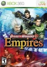 Игра Dynasty Warriors 6: Empires для Xbox 360
