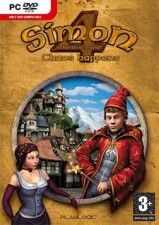 Simon the sorcerer 4 chaos happens Box (PC)