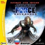 Star Wars: The Force Unleashed Ultimate Sith Edition Русская Версия Jewel (PC)