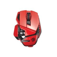 Мышь беспроводная Mad Catz M.O.U.S.9 Wireless Mouse Red (PC)