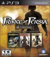 Игра Prince of Persia Trilogy Classics HD для PS3