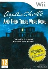 Игра Agatha Christie: And Then There Were None для Nintendo Wii
