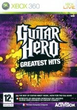 Игря Guitar Hero: Greatest Hits для Xbox 360