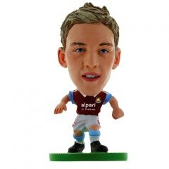 Фигурка футболиста Soccerstarz - West Ham Jack Collison - Home Kit (400122)