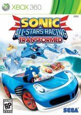 Sonic and All-Stars Racing Transformed (Xbox 360)