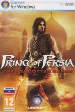 Prince of Persia Забытые Пески (The Forgotten Sands) Box (PC)
