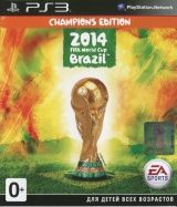 2014 FIFA World Cup Brazil Champions Edition (PS3)