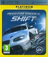 Игра Need for Speed SHIFT для Playstation 3