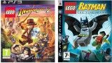LEGO Batman the Videogame + LEGO Indiana Jones 2: the Adventure Continues (PS3)