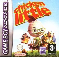 Chicken Little Русская Версия (GBA)