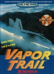 Operation Code Vapor Trail (Sega)