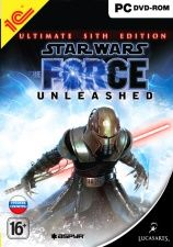Star Wars: The Force Unleashed Ultimate Sith Edition Русская Версия Box (PC)