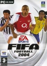 FIFA Football 2004 Box (PC)