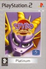 Spyro: Enter the Dragonfly Platinum (PS2)
