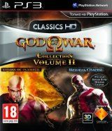 God of War Collection Volume 2 (II) (God of War: Chains of Olympus � God of War: ������� ������ (Ghost of Sparta) ������� ������) Classics HD (Essentials) � ���������� 3D (PS3)