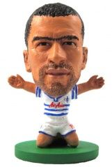 Фигурка футболиста Soccerstarz - QPR Jose Bosingwa - Home Kit (76990)