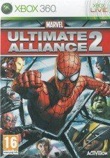 Игра Marvel Ultimate Alliance 2 для Xbox 360