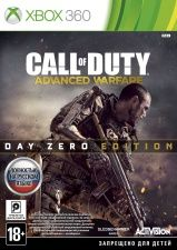 Call of Duty: Advanced Warfare. Day Zero Edition. Русская версия (Xbox 360)