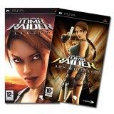 Игра Tomb Raider: Anniversary / Tomb Raider: Legend Double Pack для PSP