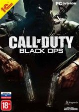 Call of Duty 7: Black Ops Русская Версия Box (PC)