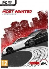 Need for Speed: Most Wanted 2012 (Criterion) Limited Edition Русская Версия Box (PC)
