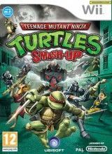 Teenage Mutant Ninja Turtles: Smash-Up wii