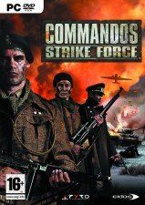 Commandos Strike Force Box (PC)