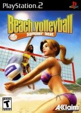 Summer Heat Beach Volleyball (PS2)