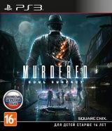 Murdered: Soul Suspect ������������ ������� (Limited Edition) ������� ������ (PS3)