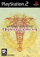 Breath of Fire Dragon Quarter (PS2)