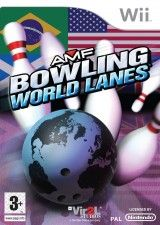 Игра AMF Bowling World Lanes для Nintendo Wii