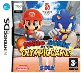Mario and Sonic at the Olympic Games (DS)
