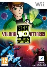 Ben 10: Alien Force - Vilgax Attacks (Wii)
