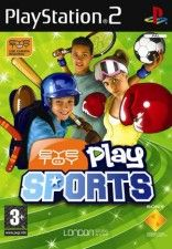 EyeToy: Play Sports (Рус. Док.) (PS2)