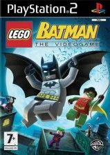 Игра LEGO Batman: The Videogame для Sony PS2