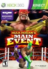 Hulk Hogan's Main Event для Kinect (Xbox 360)