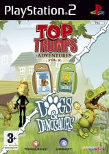 Top Trumps Adventures Dogs and Dinosaurs Vol. 2 (PS2)