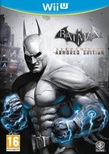 Batman: Arkham City (������ ����) Armored Edition ������� ������ (Wii U)