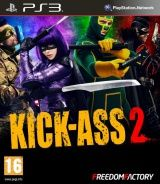 Kick-Ass 2: The Video Game (Пипец 2) (PS3)