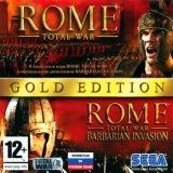 Rome: Total War Gold Edition (Rome TW + Rome TW: Barbarian Invasion) Русская версия Box (PC)