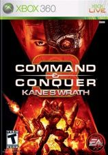 ���� Command & Conquer 3: Kane's Wrath ��� Xbox 360